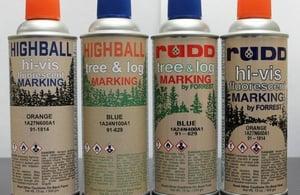 rudd is now highball tree marking paint